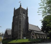 Christ Church, Blacklands